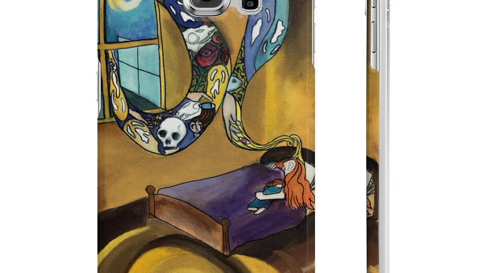 Sylvia's Fever Dream - Wpaps Slim Phone Cases