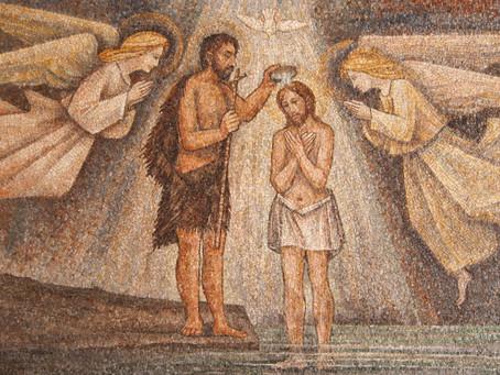 Sermon - 1 Epiphany