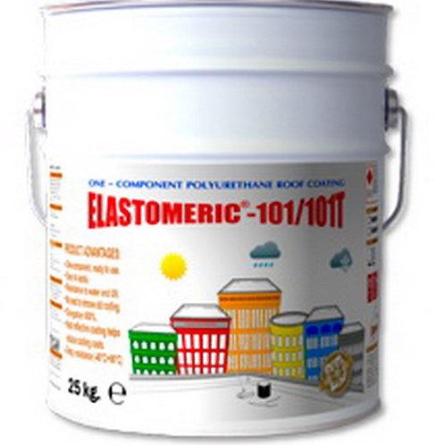 Эластомерик – 101 полиуретановое кровельное покрытие