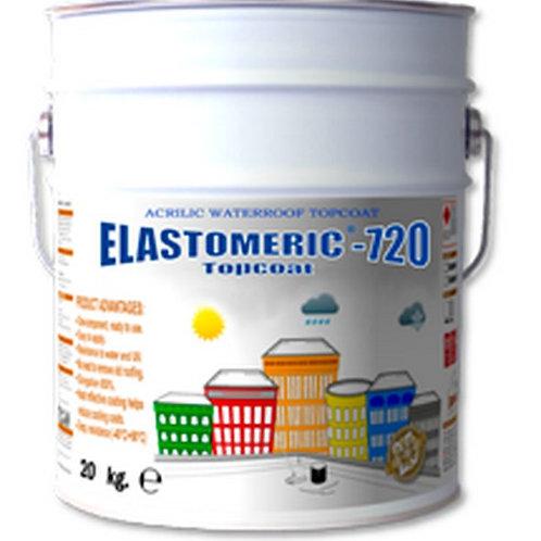 Эластомерик-720 Топкот мастика