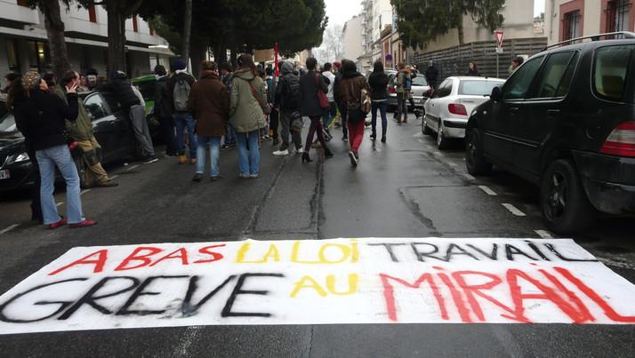 Retour sur la manifestation du 31 mars à Toulouse