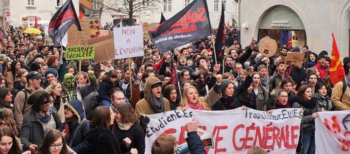 Violences policières, interpellations sauvages à Besançon