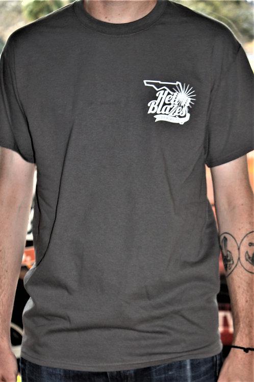Building T-Shirt: Charcoal