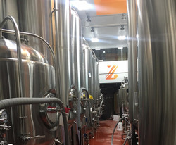 Brewery from the Taproom