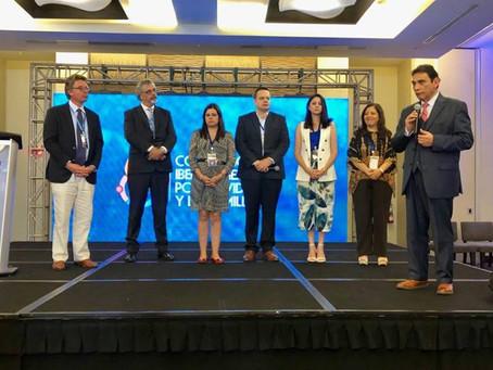 Liziane integra União Ibero-Americana de Parlamentares Cristãos representando o Brasil