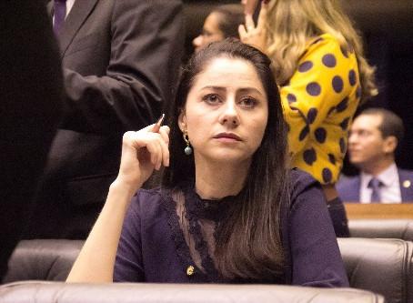Liziane é coautora de PL aprovado que amplia proteção à mulher