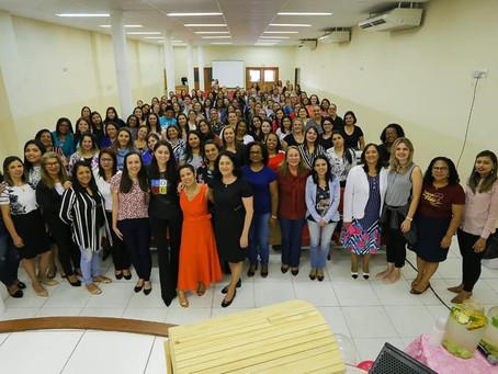 """Liziane promove 1ª edição do """"Chá com elas"""" em 2019"""