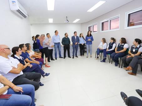 Liziane Bayer indica emenda parlamentar para Hospital Bom Pastor de Igrejinha