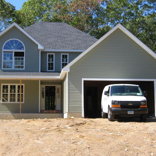 Rockridge Estate, Housing Development
