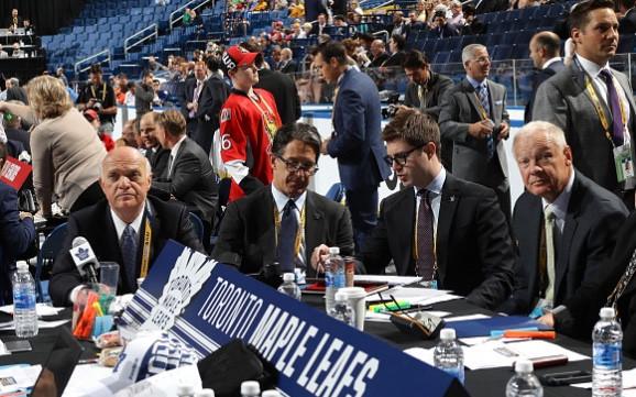 East-Coast Canadian NHL Teams Dominate the Draft