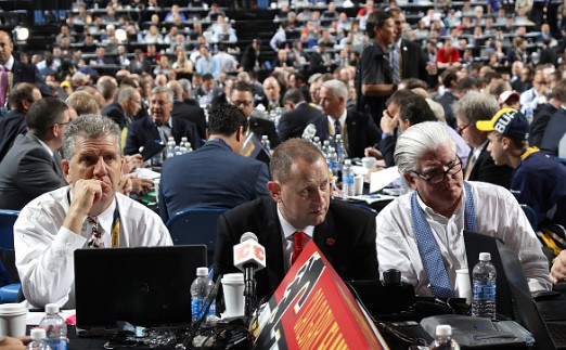 NHL Draft: Interactive Chart- Who? When?  From where?