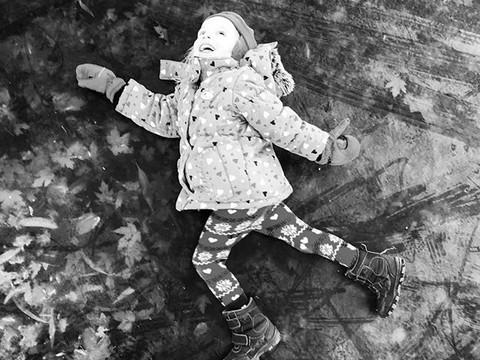 Excited about winter #ice #kidsofinstagram #winter #oldottawasouth