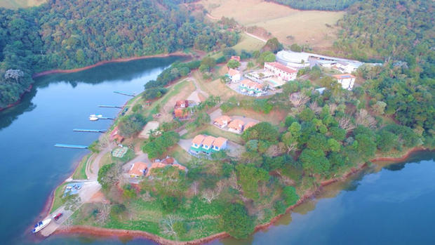 Vista aérea Marina Morena
