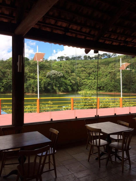 Vista interna Restaurante