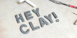 CRAFTS COUNCIL HEY CLAY