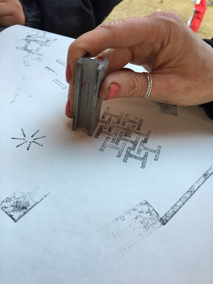 Printing with Letterpress Furniture
