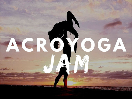 Acro Yoga Jam - Koha Entry