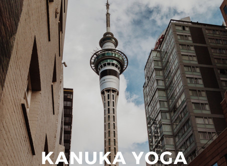 Kanuka Yoga in the Workplace