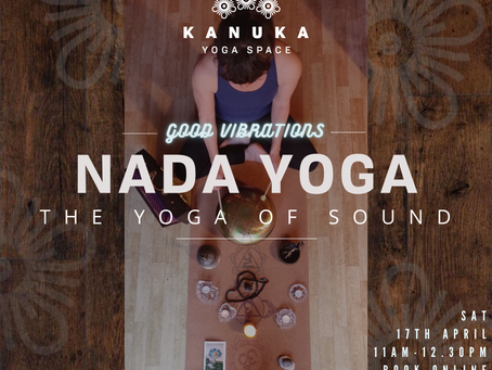 Nada Yoga I The Yoga of Sound