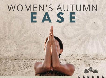 Women's Autumn Ease