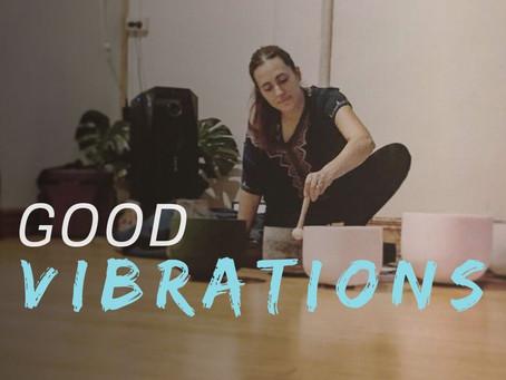 Good Vibrations with Alexandra Coromandel