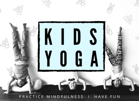 About Kids Yoga