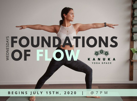 Foundations of Flow - with Raquel Minh