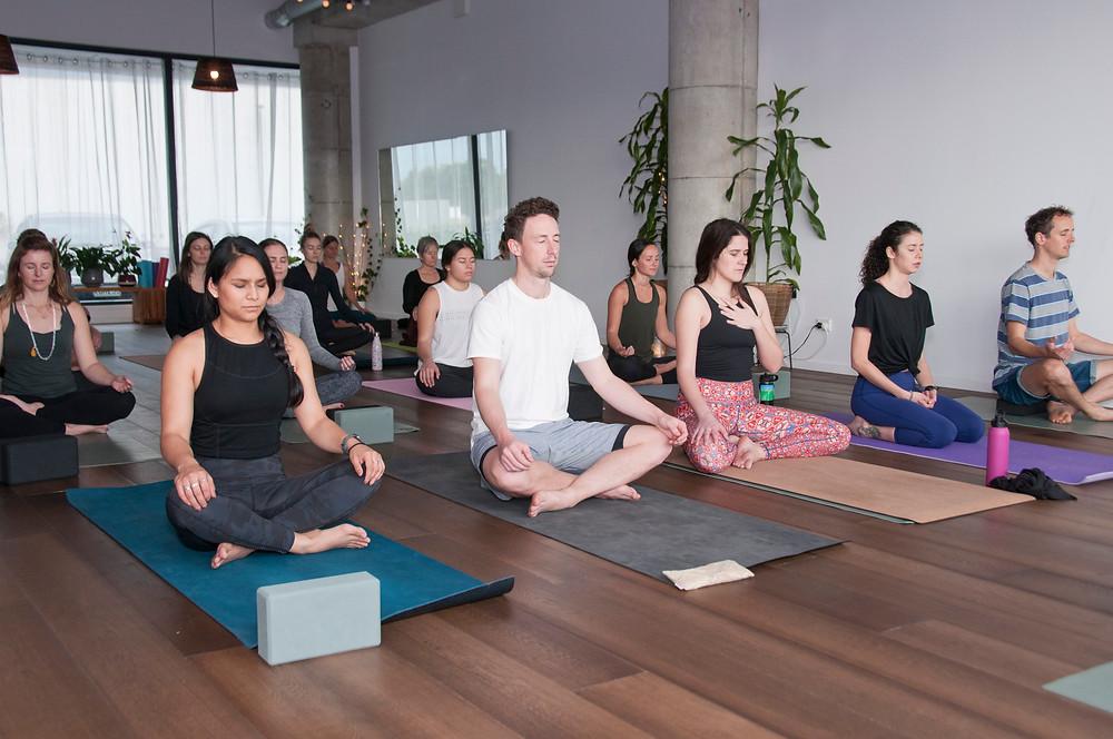 Kanuka Yoga Class Themes