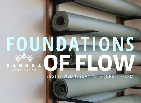 Foundations of Flow - with Stu Larsen