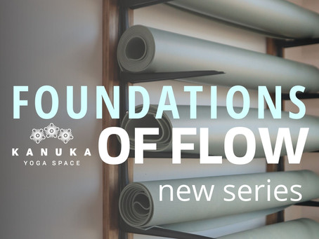Foundations of Flow - with Stu Larsen