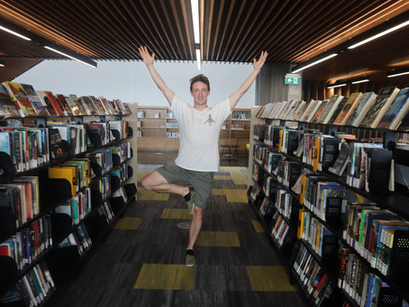 Free Flow at Te Manawa Library