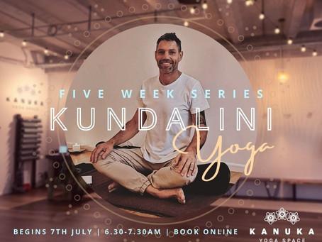 Kundalini Yoga I Five-Week Series