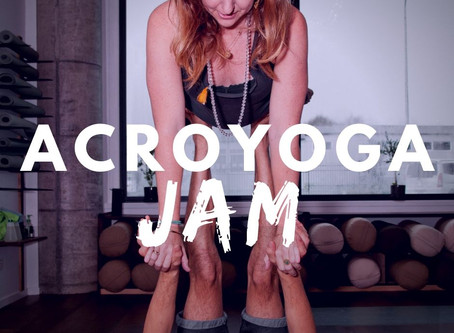 Acro Yoga Jam - Koha Entry