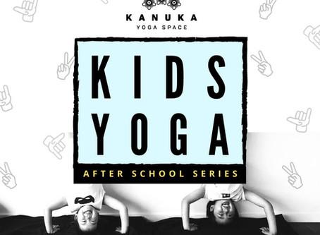 Kids Yoga - Term 1 After-School Series