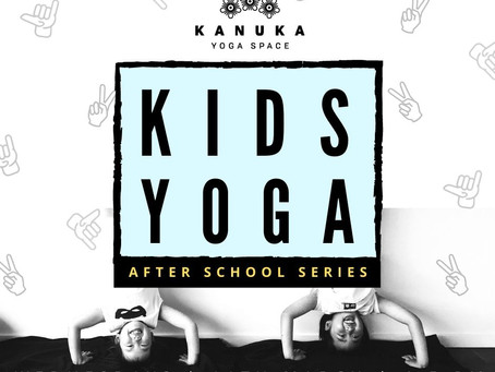 Kids Yoga - Term 1 After-School Series
