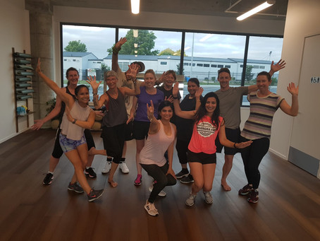 Free BhangraFit Class on Wed. March 27th