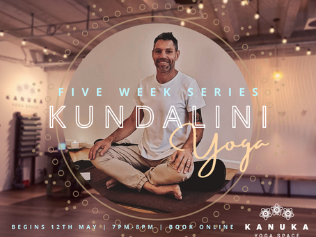 Introduction to Kundalini Yoga I Five-Week Series