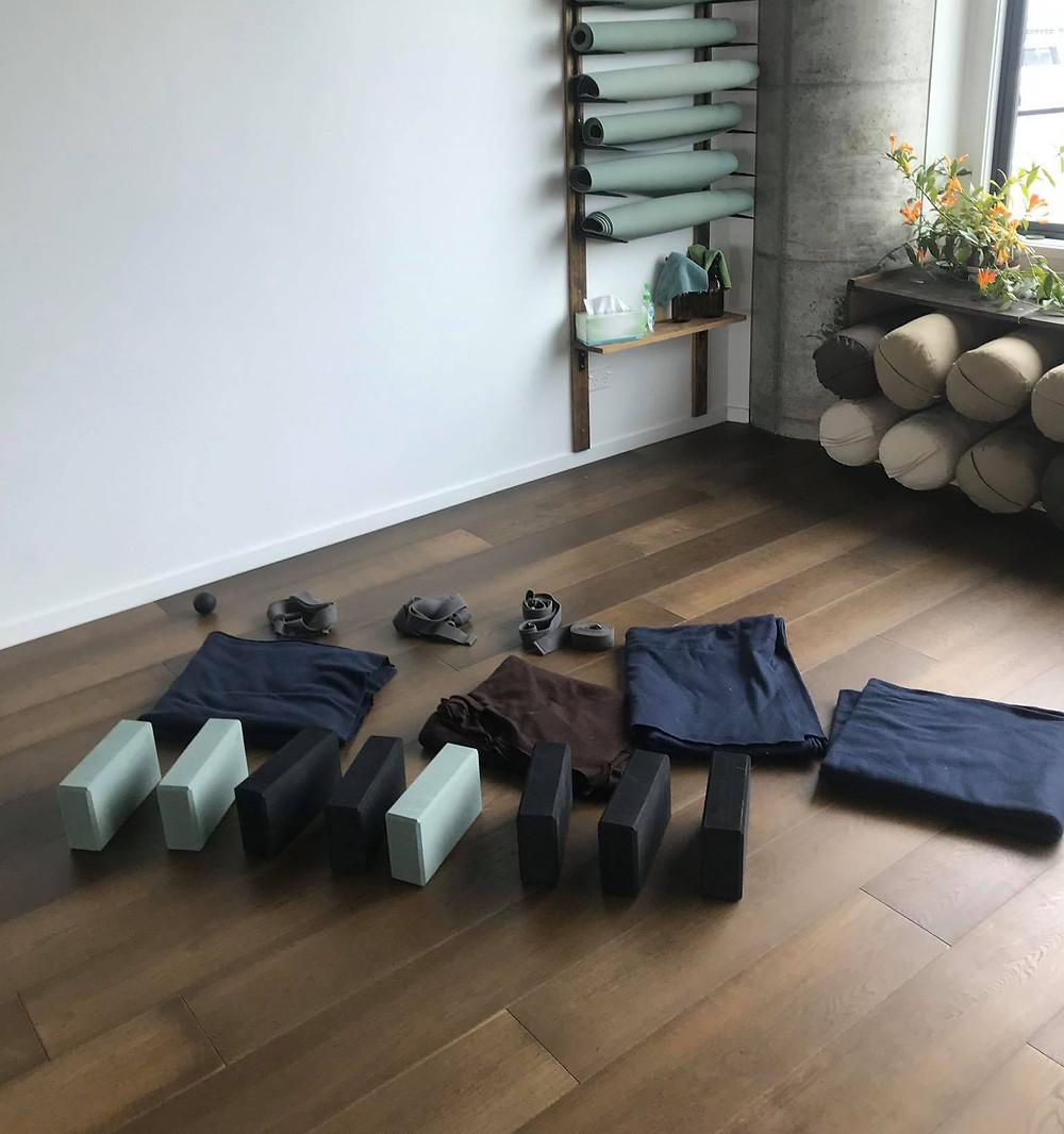 Kanuka Yoga, clean, healthy