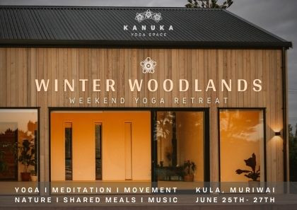 Winter Woodlands I Muriwai Yoga Retreat
