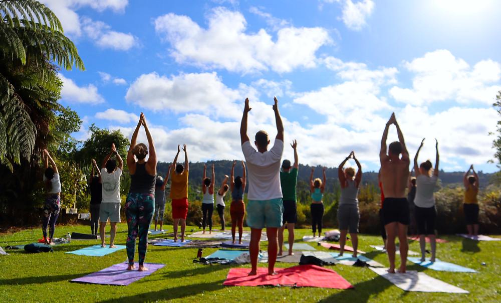 Kanuka Yoga, YogAscend, tadasana