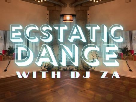 Good Vibrations: Ecstatic Dance with DJ Za
