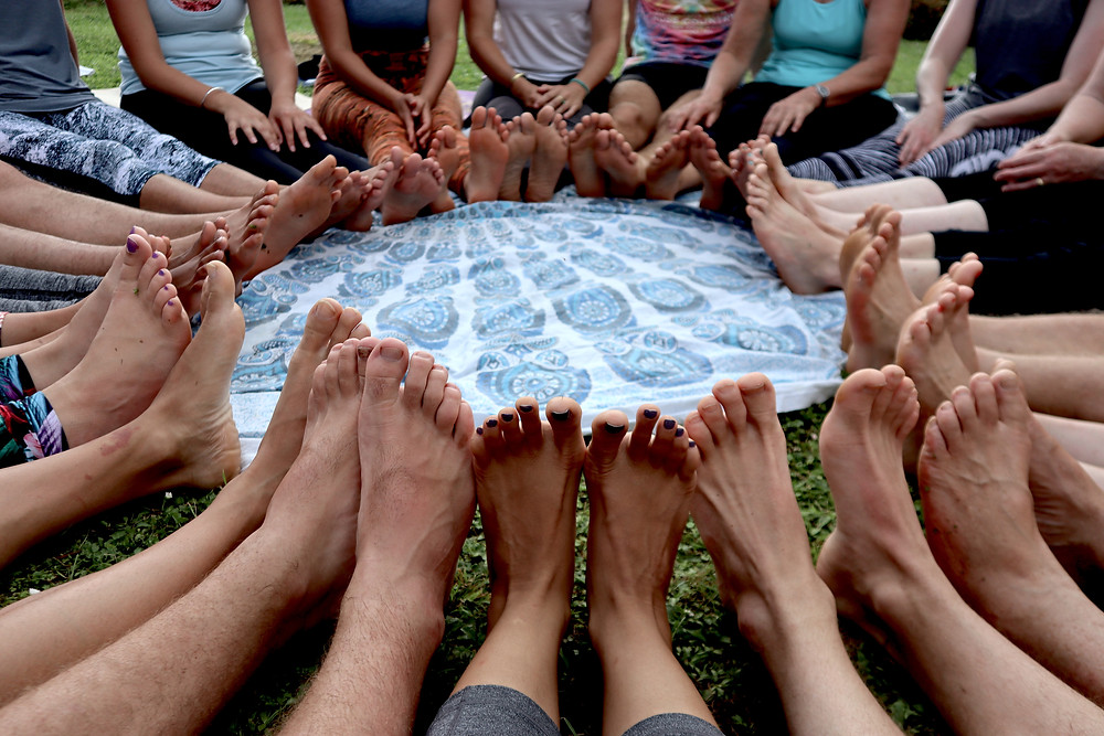 Humana Mandala Lake Tarawera Yoga Retreat Kanuka Yoga Space YogAscend