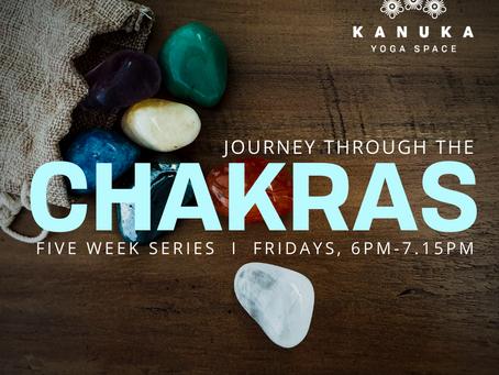 Journey Through the Chakras Series