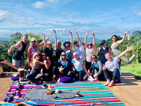 Memories from Wild Spirit - Waipu Yoga Retreat