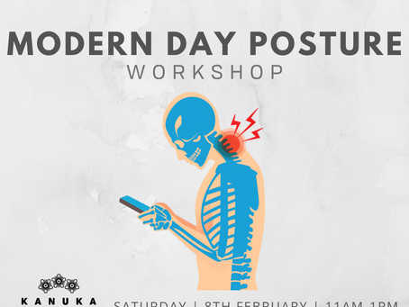 Modern Day Posture Workshop
