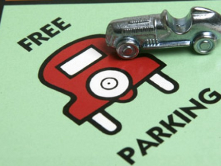 Free Parking at Kanuka