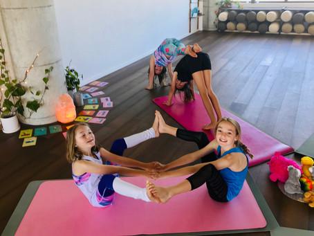 Kids Yoga - July School Holiday Program