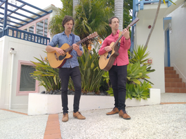 New Zealand Live Music Duo