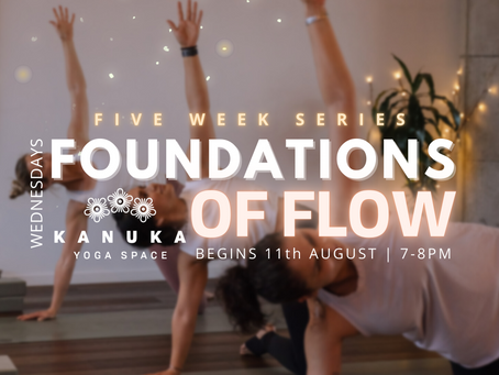 Foundations of Flow with Raquel