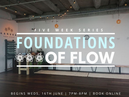 Foundations of Flow with Stu